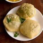 Bengali-peas-kachori