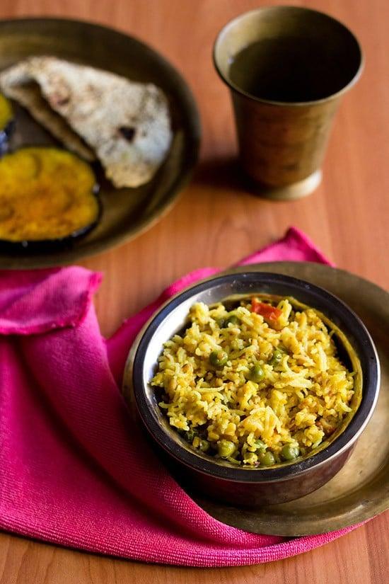 bhaja muger khichuri