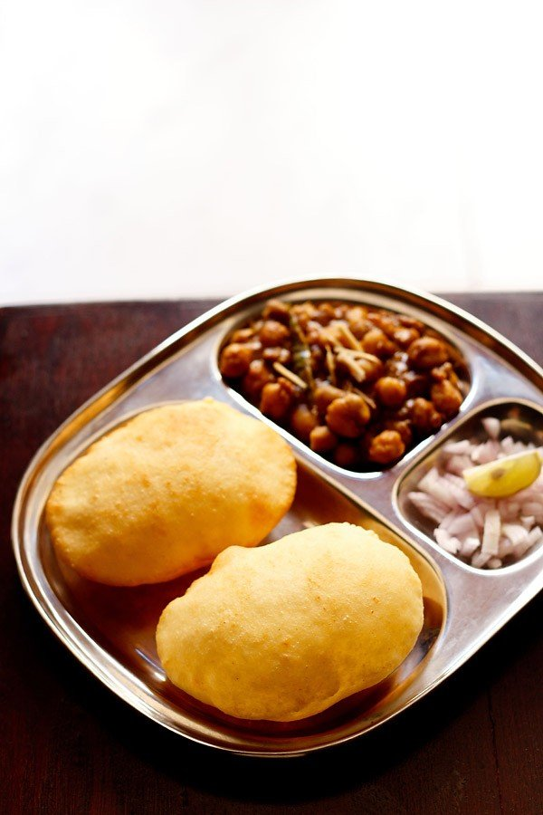 easy bhatura recipe, bhatura recipe
