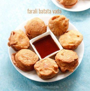farali batata vada recipe