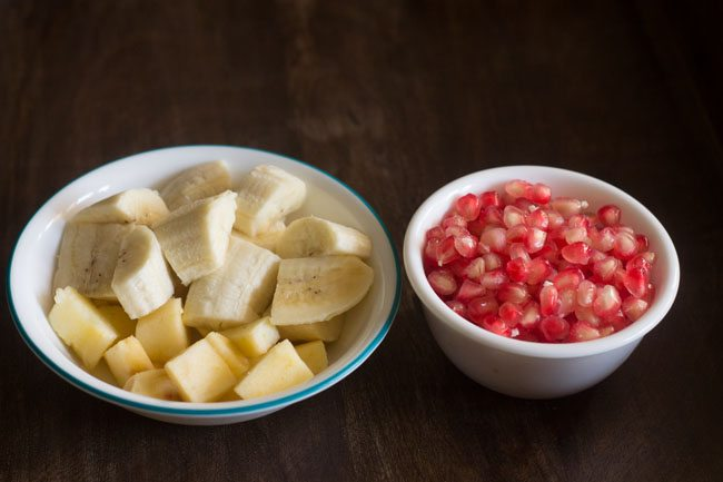 fruit raita recipe