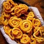 jalebi - diwali recipes