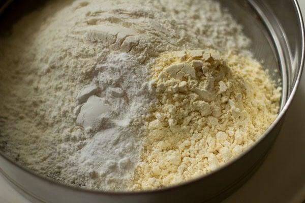 ingredients for nankhatai recipe