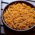 potato sev recipe