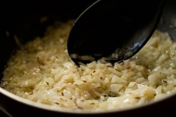 making punjabi rajma recipe
