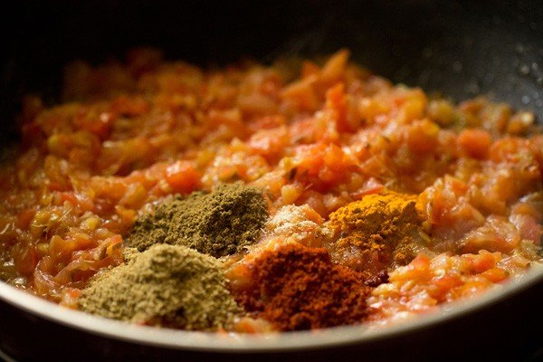 making rajma recipe