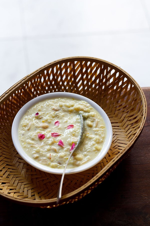 rice kheer, rice kheer recipe