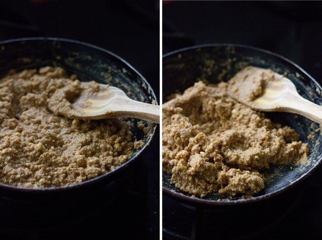 sandesh mixture