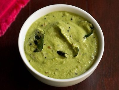 coconut garlic chutney recipe