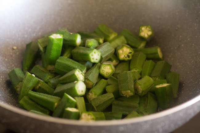 dahi bhindi recipe