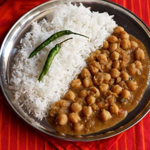 easy chole masala recipe