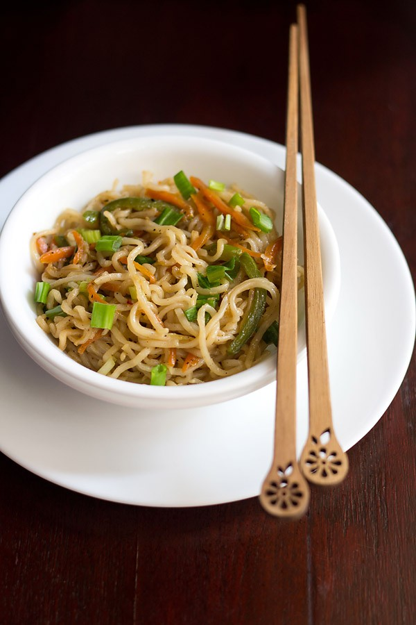 Noodles recipe how to make veg noodles recipe easy veg noodles recipe forumfinder Images