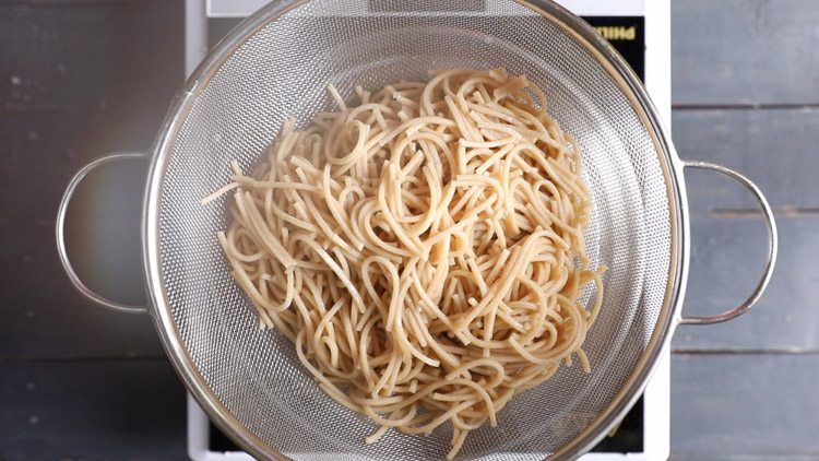 cooked noodles for veg noodles recipe