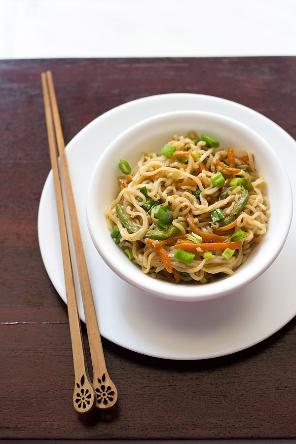noodles recipe, how to...