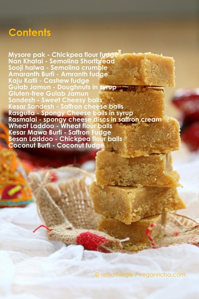 vegan sweets recipes