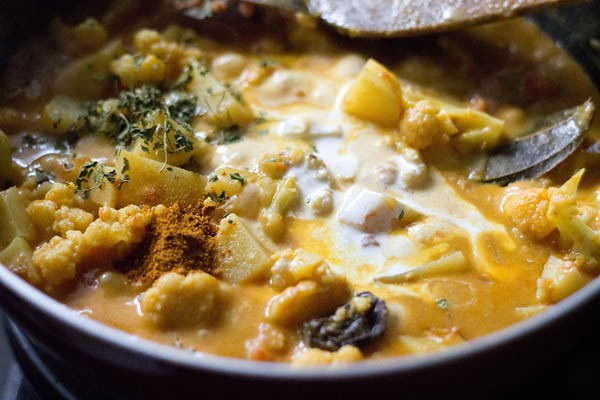 restaurant style aloo gobi curry recipe