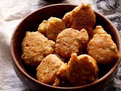 basic pakora recipe