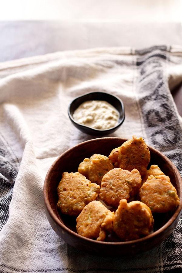 basic pakora recipe, pakora recipe
