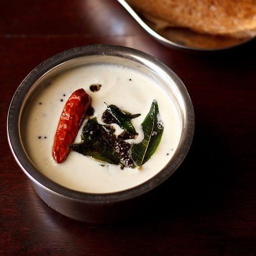 coconut curd chutney recipe
