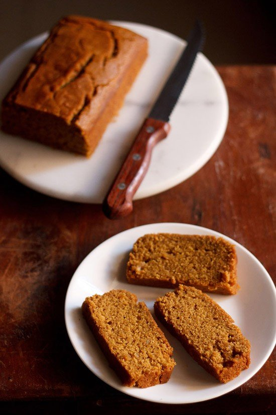 eggless gingerbread recipe
