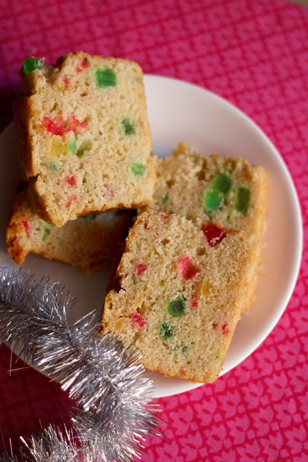 Recipes for eggless cakes and cookies