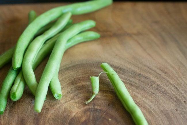 french beans poriyal recipe