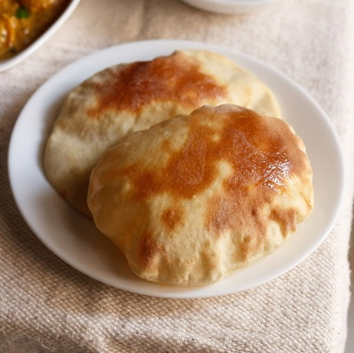 naan recipe with yeast