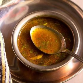 pepper cumin rasam recipe, milagu jeera rasam recipe