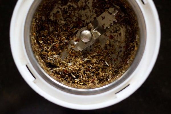grinding masala for rasam recipe