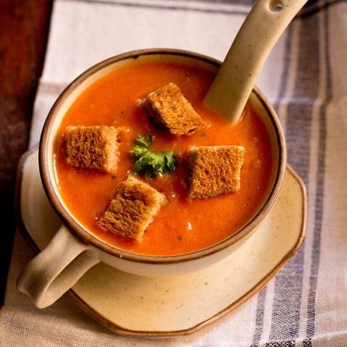tomato soup, tomato soup recipe