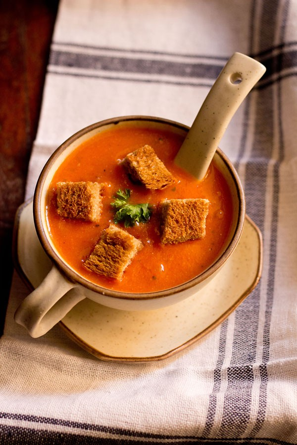 Tomato soup recipe easy restaurant style delicious tomato soup recipe forumfinder Image collections