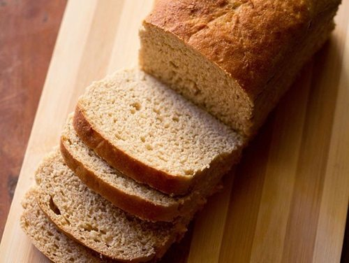 whole wheat bread recipe