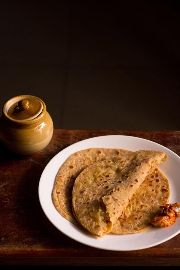paratha recipes | 28 indian paratha recipes | veg paratha recipes