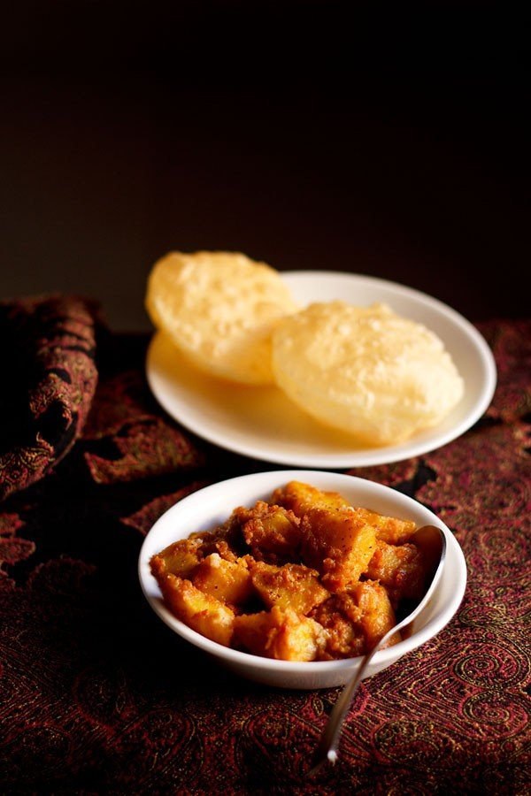 Bengali dum aloo recipe how to make bengali style dum aloor recipe forumfinder Image collections