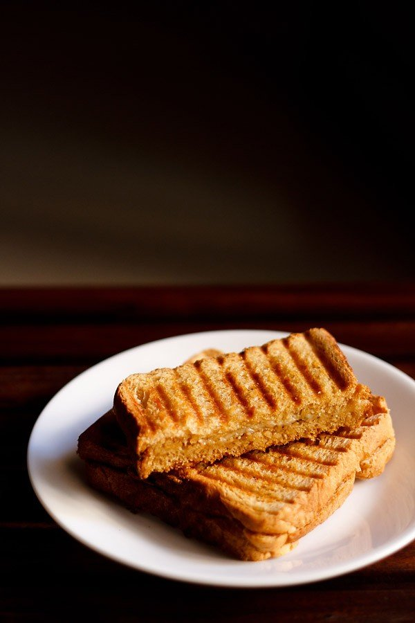 grilled cheese sandwich recipe, how to make grilled cheese sandwich