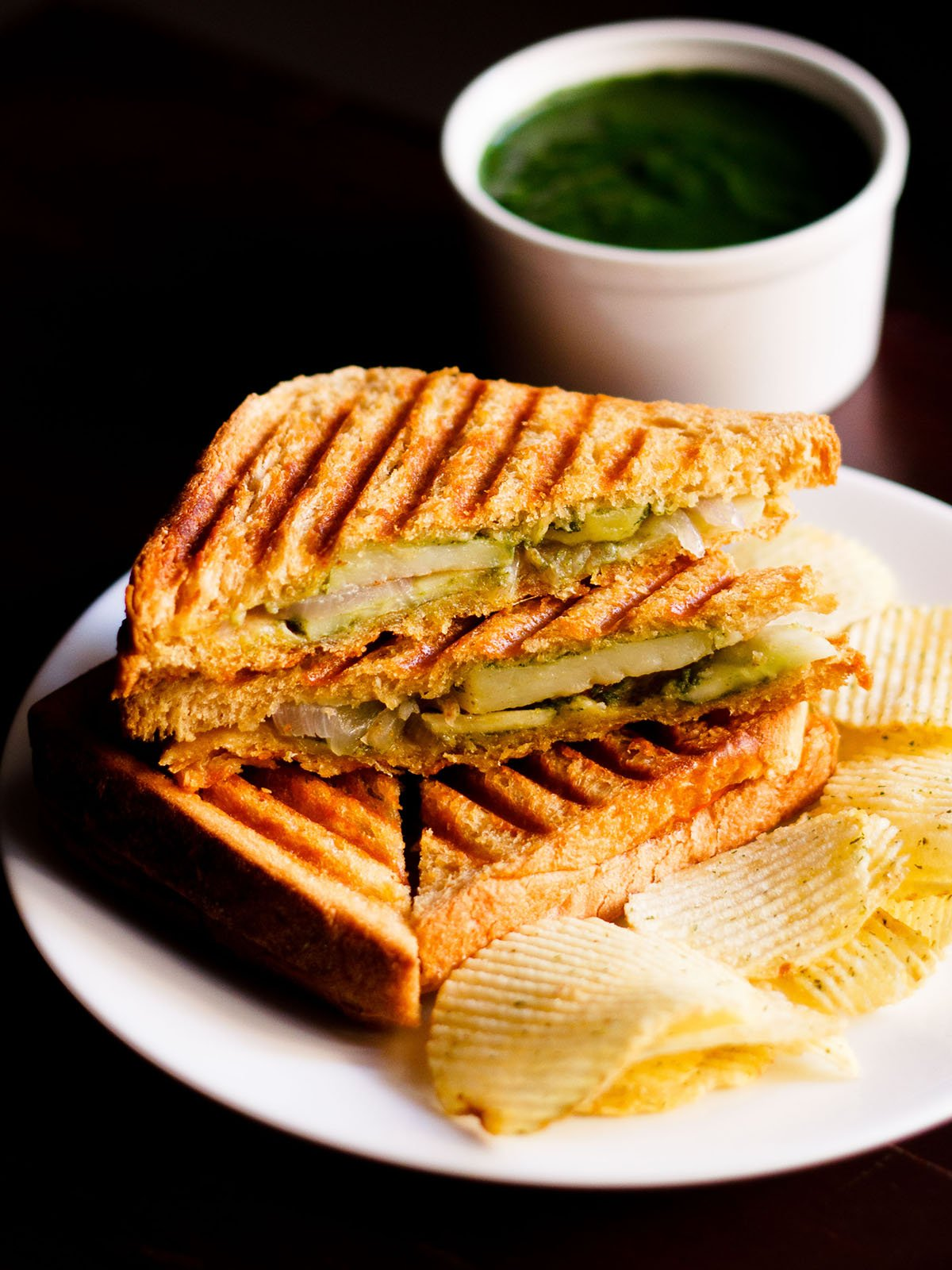 Grilled Sandwich Street Style Veg Grilled Sandwich Dassana S Veg Recipes