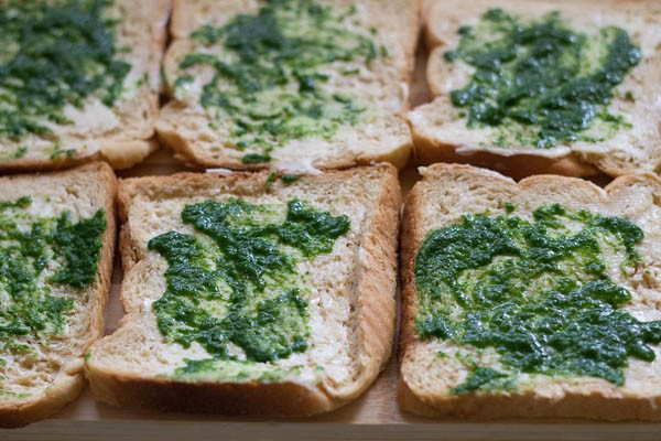 chutney for grilled veg sandwich recipe
