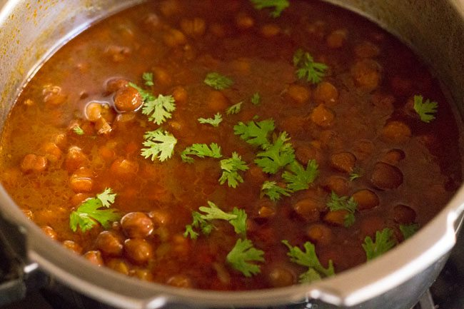 how to cook kala chana without soaking