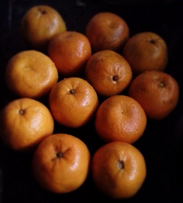 kinnow, oranges