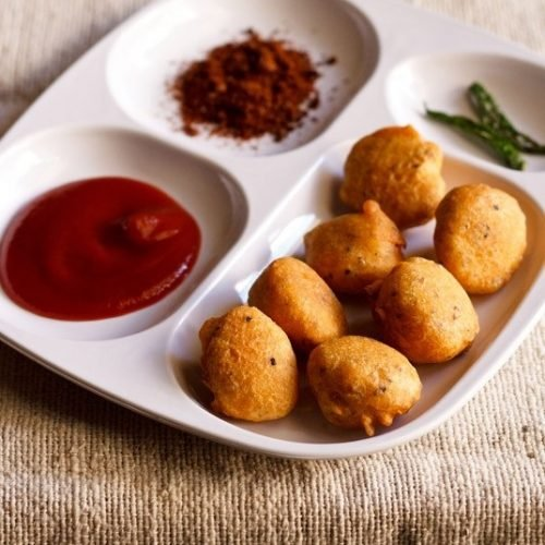 moong dal pakoda recipe, moong dal vada recipe, moong dal bhajiya recipe