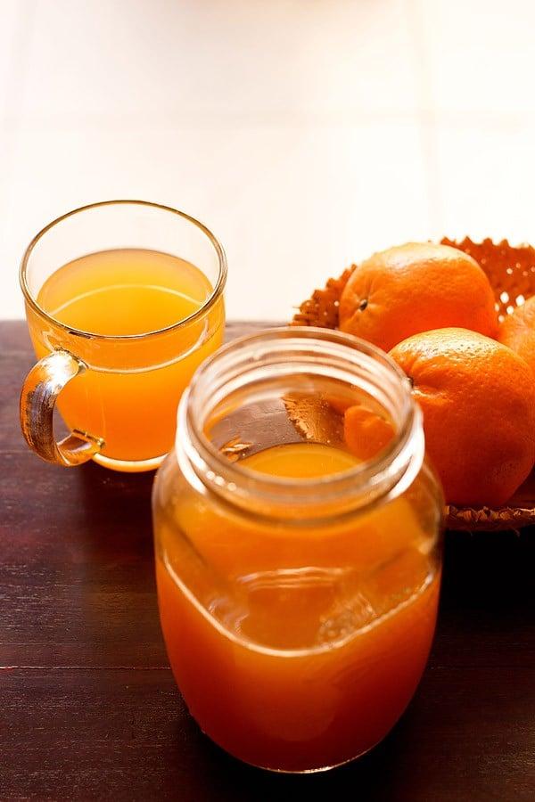orange squash recipe