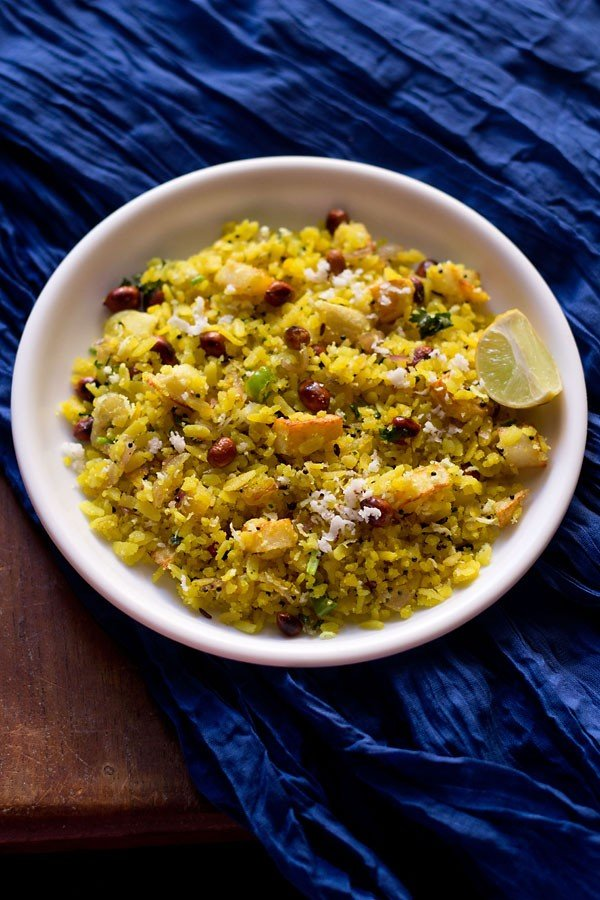 kanda batata poha recipe | onion potato poha recipe | poha recipes