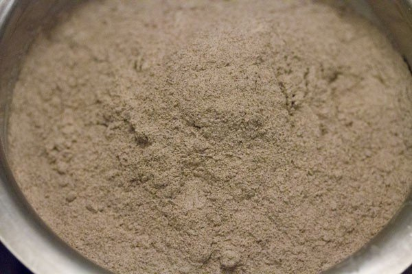 batter for making ragi dosa recipe