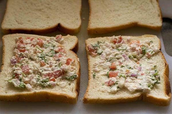 bread for rava toast recipe