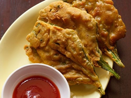 spinach fritters recipe
