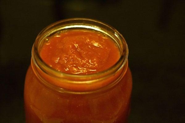 tomato ketchup recipe, tomato ketchup, tomato sauce
