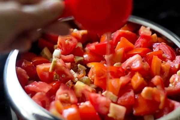 vinegar for tomato ketchup recipe
