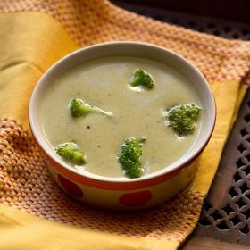cream of broccoli soup recipe