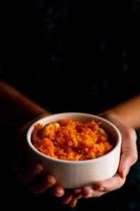 carrot halwa recipe | gajar halwa recipe | how to make carrot halwa