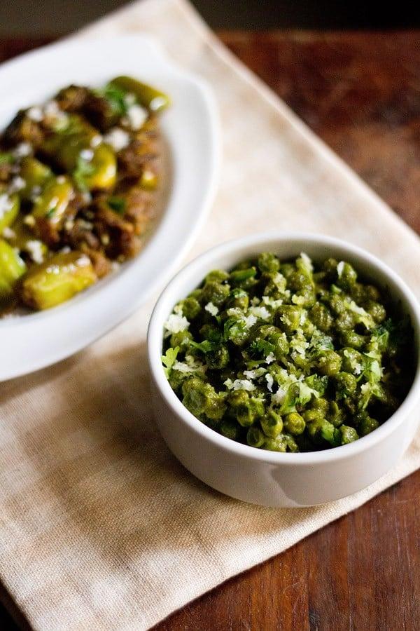 green peas usal